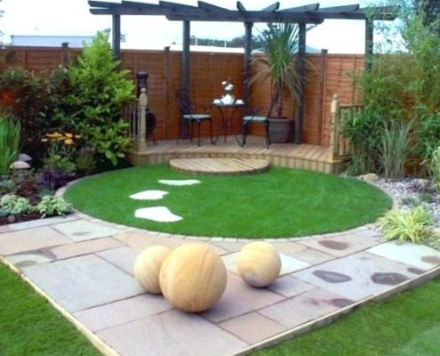 patios and pathways in Surrey