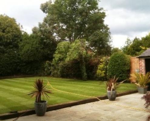 Egham lawn Surrey