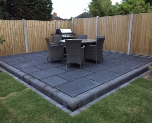 patio installation West London